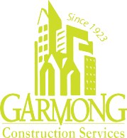 Garmong Logo - Lime