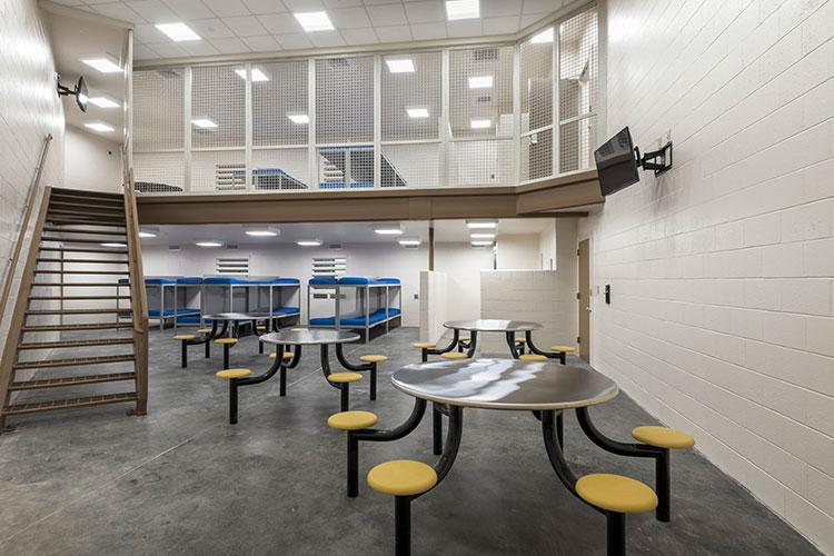 Posey County Jail